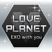 iPhone、iPadアプリ「LOVE PLANET 〜EXO with you〜」のアイコン