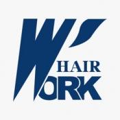 iPhone、iPadアプリ「増毛、育毛、かつら・ウィッグの専門店 HAIRWORK公式アプリ」のアイコン
