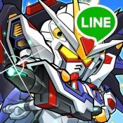 iPhone、iPadアプリ「LINE: ガンダム ウォーズ」のアイコン