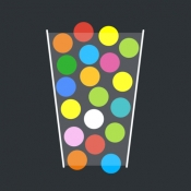 iPhone、iPadアプリ「100 Balls - Tap to Drop the Color Ball Game」のアイコン