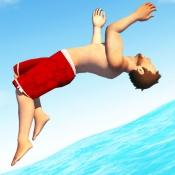 iPhone、iPadアプリ「Flip Diving」のアイコン