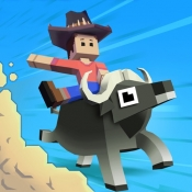 iPhone、iPadアプリ「Rodeo Stampede: Sky Zoo Safari」のアイコン