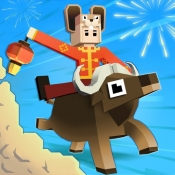 iPhone、iPadアプリ「Rodeo Stampede: Sky Zoo Safari」のアイコン