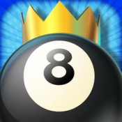 iPhone、iPadアプリ「8 Ball - Kings of Pool」のアイコン