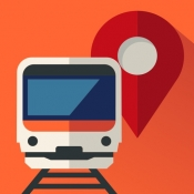 iPhone、iPadアプリ「乗換MAPナビ :電車とバスの乗り換え案内ナビ」のアイコン