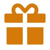 iPhone、iPadアプリ「ギフトコ - メッセージと一緒にギフトを贈ろう」のアイコン