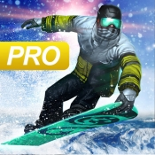 iPhone、iPadアプリ「Snowboard Party World Tour Pro」のアイコン