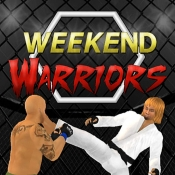 iPhone、iPadアプリ「Weekend Warriors MMA」のアイコン
