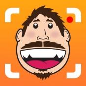 iPhone、iPadアプリ「BendyBoothフェイス+ボイスチェンジャー」のアイコン