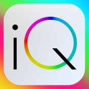 iPhone、iPadアプリ「IQ Test & IQ challenge: What's my IQ?」のアイコン