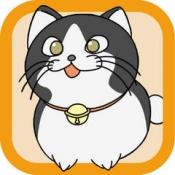 iPhone、iPadアプリ「ぱずねこ 猫なぞり爽快パズル」のアイコン