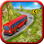 iPhone、iPadアプリ「Bus Driver 3D : Hill Station」のアイコン