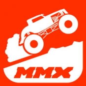 iPhone、iPadアプリ「MMX Hill Climb — Off-Road Racing With Friends」のアイコン