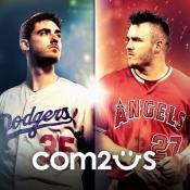 iPhone、iPadアプリ「MLB:9イニングス20」のアイコン