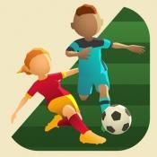 iPhone、iPadアプリ「Solid Soccer」のアイコン