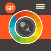 iPhone、iPadアプリ「Gif Me! Camera Free - Animated Gif & Moving Pictures」のアイコン