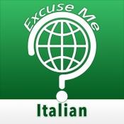 iPhone、iPadアプリ「Excuse Me Italian」のアイコン