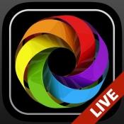 iPhone、iPadアプリ「ロック画面用のライブ壁紙とテーマ +」のアイコン