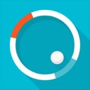 iPhone、iPadアプリ「Turn the Round」のアイコン