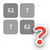 iPhone、iPadアプリ「神経数弱 - オンライン脳トレ数字パズルゲーム -」のアイコン