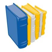 iPhone、iPadアプリ「蔵書マネージャー(書籍管理・新刊検索・フォルダでの整理)」のアイコン