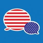iPhone、iPadアプリ「親子de英会話:子供と一緒に簡単英会話!」のアイコン
