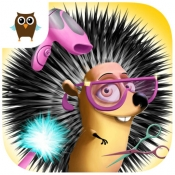 iPhone、iPadアプリ「Little Buddies Animal Hospital 2 - Pet Dentist, Doctor Care & Spa Makeover」のアイコン