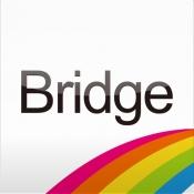 iPhone、iPadアプリ「Bridge(ブリッジ)-ゲイの真面目な出会いアプリ」のアイコン