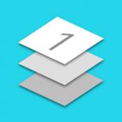 iPhone、iPadアプリ「iQパネル〜重ねる脳トレパズル〜」のアイコン
