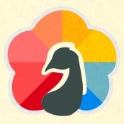 iPhone、iPadアプリ「パレット -自分色に染めるRSSリーダー」のアイコン
