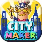 iPhone、iPadアプリ「City Maker - シティメーカー」のアイコン