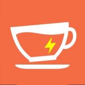 iPhone、iPadアプリ「えれカフェ」のアイコン