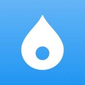 iPhone、iPadアプリ「雨ですかい?」のアイコン