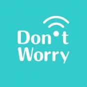 iPhone、iPadアプリ「Don't Worry - 痴漢抑止アプリ」のアイコン