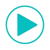 iPhone、iPadアプリ「PlayPASS Music(プレイパス対応音楽プレイヤー)」のアイコン