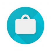 iPhone、iPadアプリ「Google Trips」のアイコン