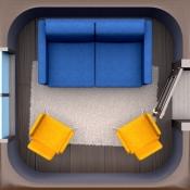 iPhone、iPadアプリ「ホームプランナー for IKEA」のアイコン