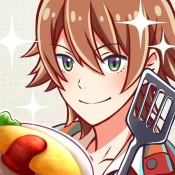 iPhone、iPadアプリ「ごちそう! for Girls - 料理が学べるゲームアプリ」のアイコン