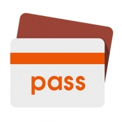 iPhone、iPadアプリ「auスマートパス お得なクーポンプレゼント」のアイコン