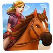 iPhone、iPadアプリ「Horse Adventure: Tale of Etria」のアイコン
