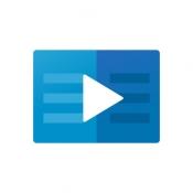 iPhone、iPadアプリ「LinkedInラーニング」のアイコン