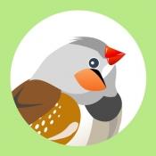 iPhone、iPadアプリ「Finch for Twitter - 写真を発見と集め」のアイコン