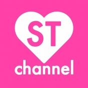 iPhone、iPadアプリ「ST channel-女子中高生のトレンド情報」のアイコン