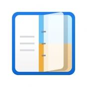 iPhone、iPadアプリ「スケジュール ストリート ~ 人気の定番カレンダー・日記」のアイコン