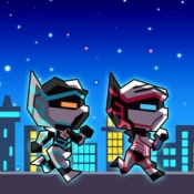 iPhone、iPadアプリ「Dash Heroes -ダッシュヒーローズ-」のアイコン