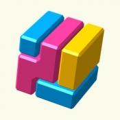 iPhone、iPadアプリ「Brain Block -脳トレ分解パズル-」のアイコン
