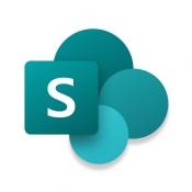 iPhone、iPadアプリ「Microsoft SharePoint」のアイコン