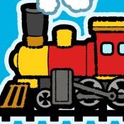 iPhone、iPadアプリ「TOKOTON Vol.1 列車が走るよ!」のアイコン