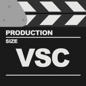 iPhone、iPadアプリ「動画容量計算 Video Size Calculator」のアイコン