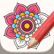iPhone、iPadアプリ「Colory: Adult Coloring Book for Free」のアイコン